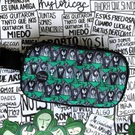 Riñonera Pañuelo verde